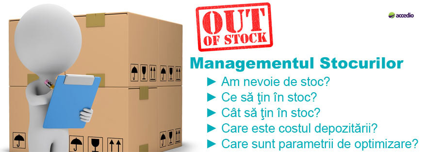 Managementul Stocurilor (Stock Optimization)