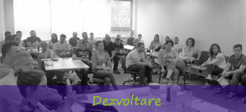 program teambuilding dezvoltare